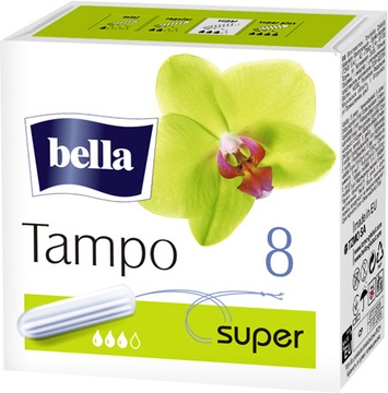 Bella Tampon Super 8 szt Easy.jpg