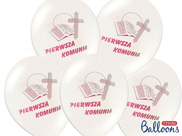 Party Balony 27cm I Komunia Świę.jpg