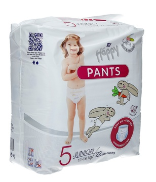 Bella Happy Pants Junior 22szt.jpg