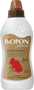 Biopon Biohumus 0,5l do pelargonii.jpg